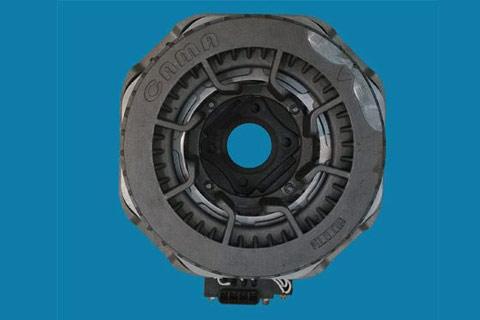 凯迈DHB12型双转子盘缓速器