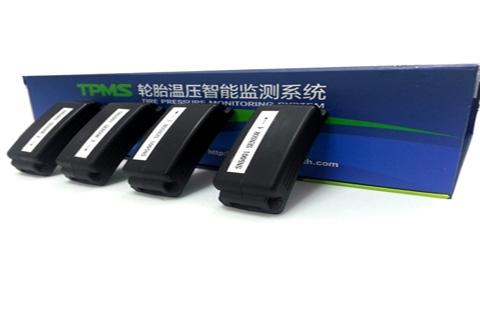 泰晟科技商用车TPMS轮胎压力监测系统