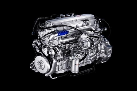 菲亚特动力科技CURSOR 8发动机