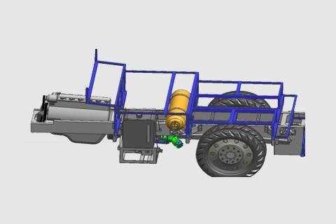 上海神舟汽车空气动力节能系统
