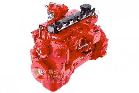 康明斯L8.9G国产天然气发动机