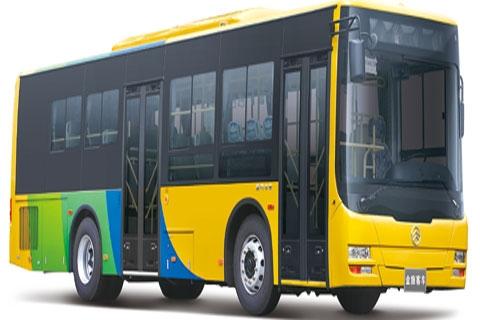 金旅客车XML6125JHEVA8C