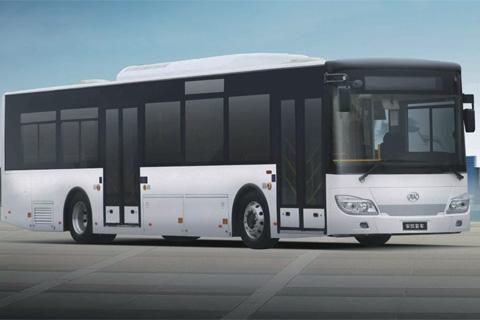 安凯客车HFF6100G03EV-1