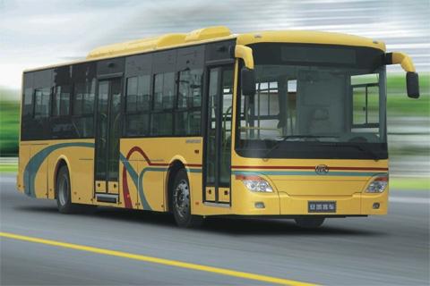 安凯客车HFF6110G03EV