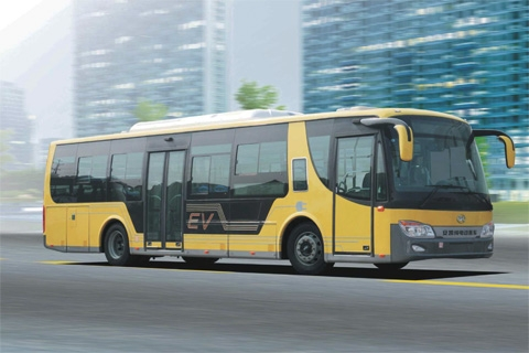 安凯客车HFF6112G03EV