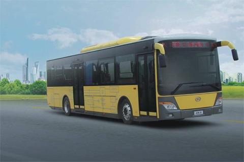 安凯客车 HFF6124G03EV