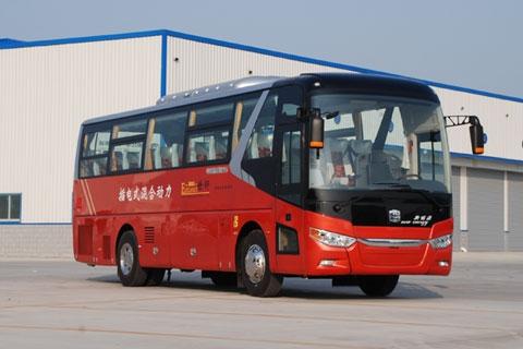 中通LCK6108PHEV插电式混合动力客车