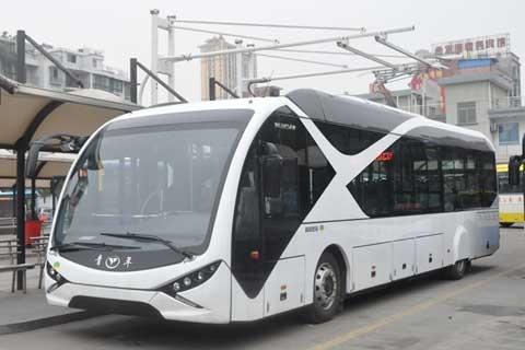 青年客车JNP6123BEV