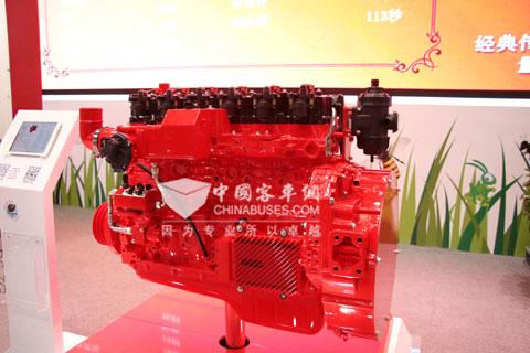 康明斯B6.7G国产天然气发动机