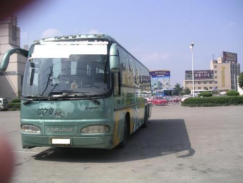 出售金龙客车6116