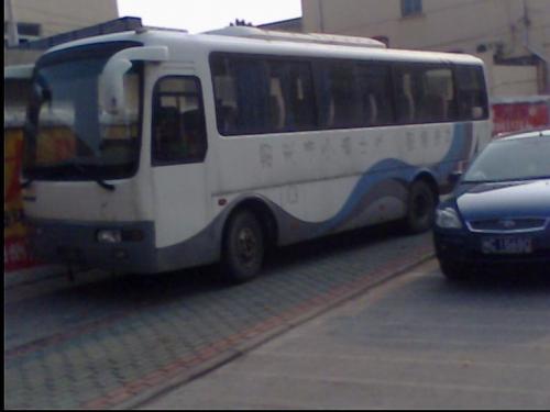 金龙6791客车
