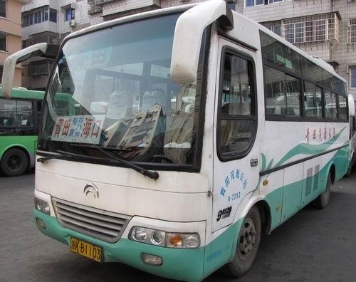 宇通客车6998空调电路图讲解