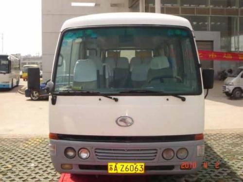 南京牌金龙中巴车