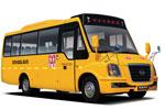 黄海DD6760C03FX小学生专用校车(柴油国四24-37座)