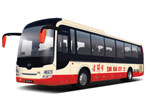 黄海DD6125B03N公交车(天然气国五24-52座)
