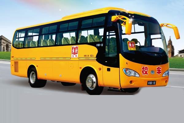 一汽CA6870PRD82S小学生校车
