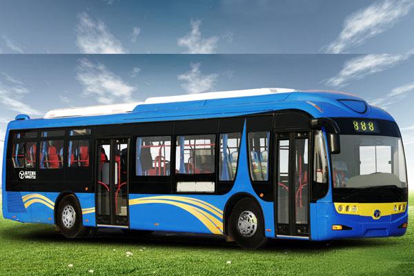 扬子江WG6120NHA4公交车