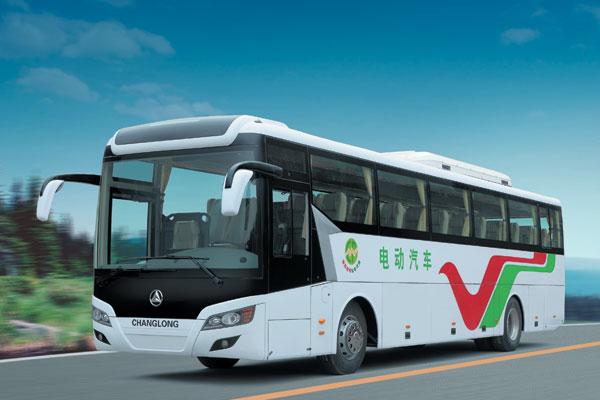 常隆YS6128BEV客车