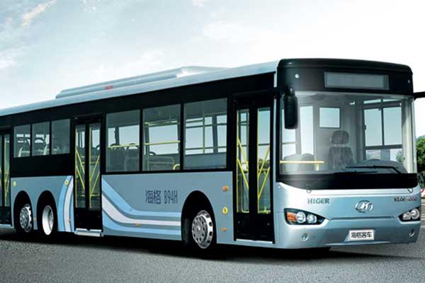 海格KLQ6140GQE4公交车