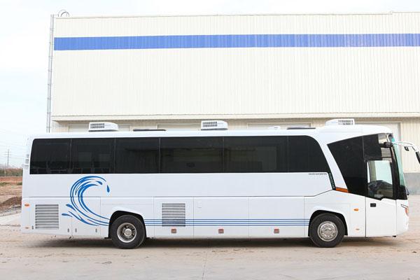 陕汽欧舒特SX5180XSW商务车(天然气国四1座)