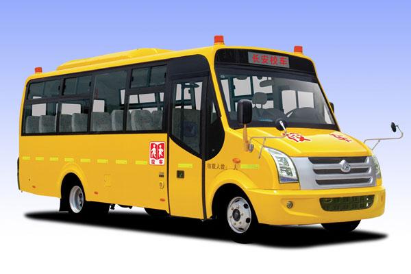 长安SC6685XC1G4幼儿专用校车(柴油国四24-37座)