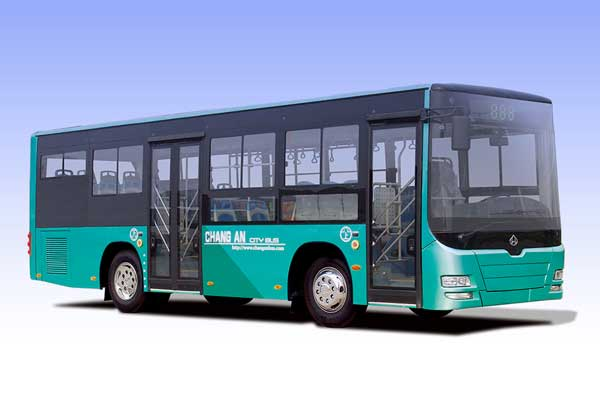 长安SC6120HNE4公交车