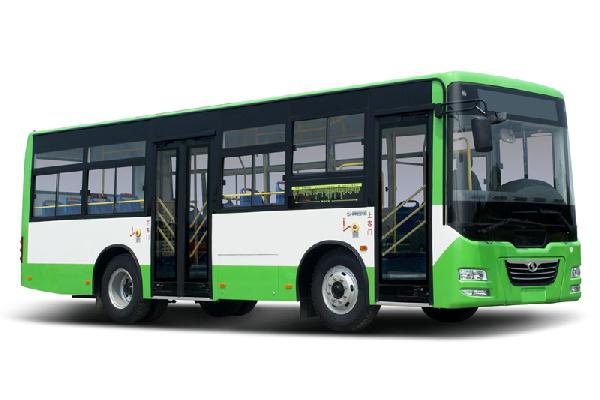 少林SLG6100T5GE客车(天然气国五24-42座)