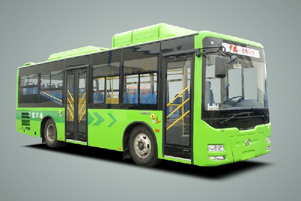 少林SLG6950T5GZR公交车(天然气国五19-36座)