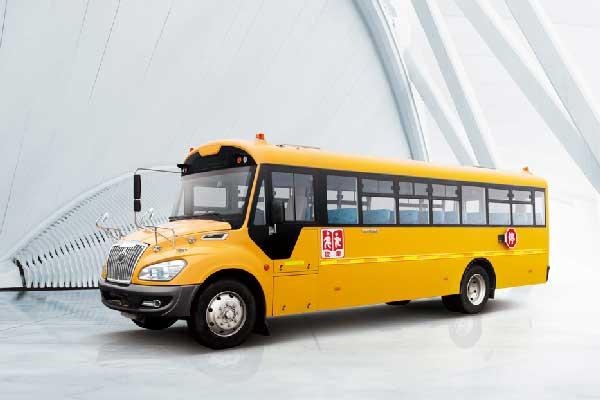 宇通ZK6929NX1校车(天然气国五24-47座)