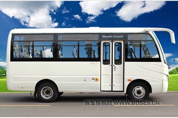 奇瑞万达WD6608DA客车(柴油国四10-19座)