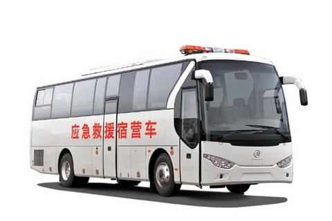 金旅XML5150XSW18救援车(柴油国四10-19座)