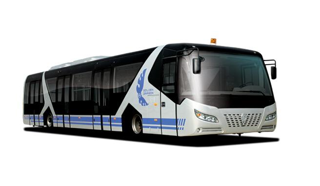金旅XML6140J13B机场摆渡车(柴油15座)