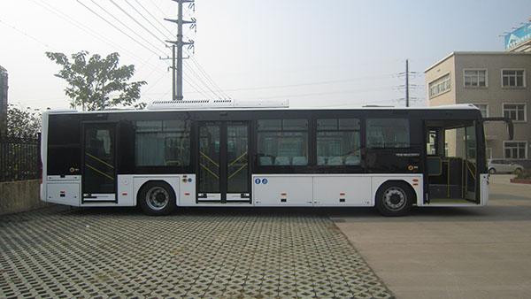 常隆YS6123GBEV公交车(纯电动17-31座)