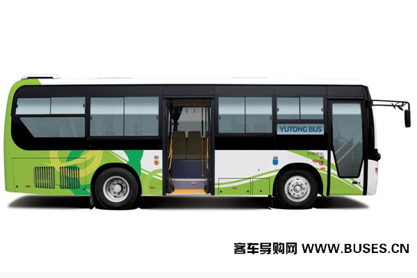 宇通ZK6932HNG2公交-左视图