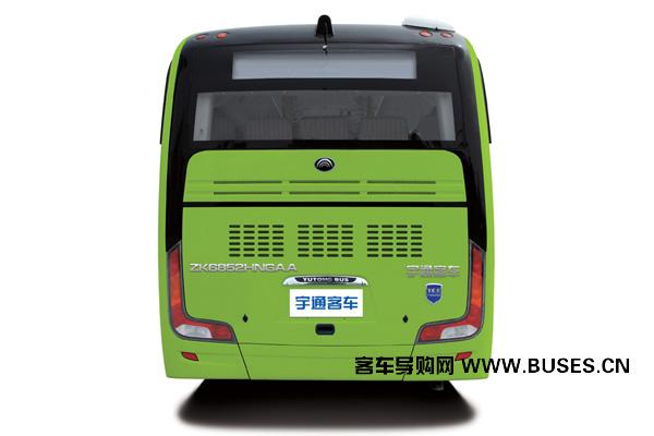 宇通ZK6932HNG2公交-背面