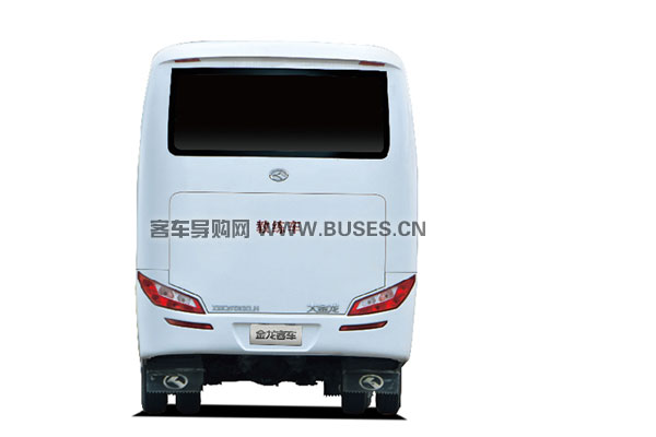 金龙XMQ5110XLH教练车尾部