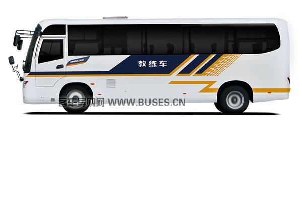 金龙XMQ5110XLH教练车侧面