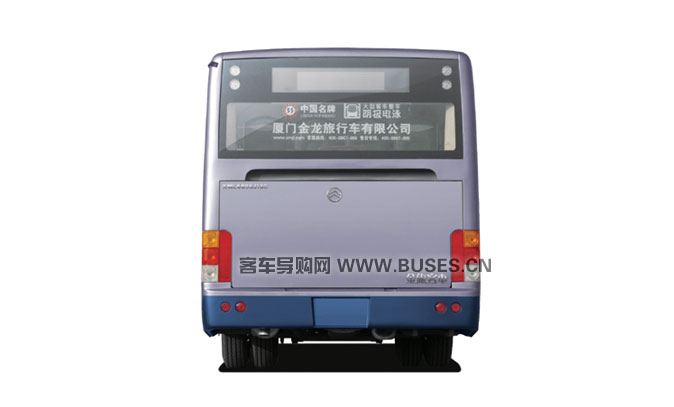 金旅XML6855JHEVD5CN1公交车(NG/电混动国五10-26座)