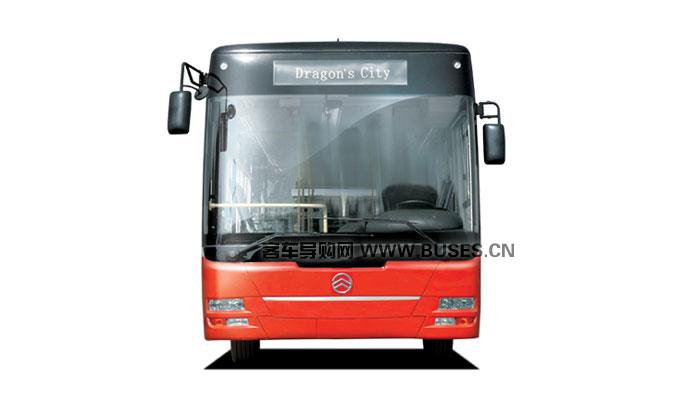 金旅客车XML6105城市客车系列前脸