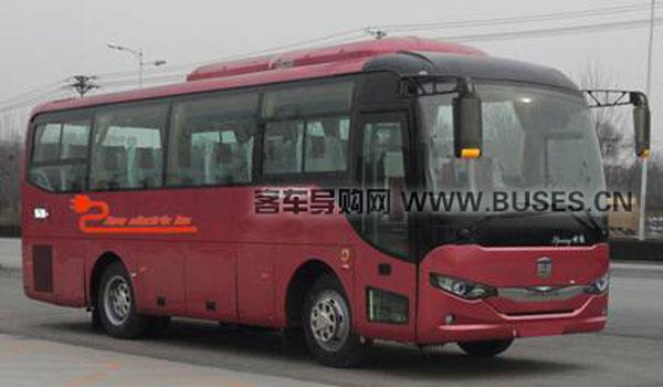 中通客车LCK6808EV纯电动