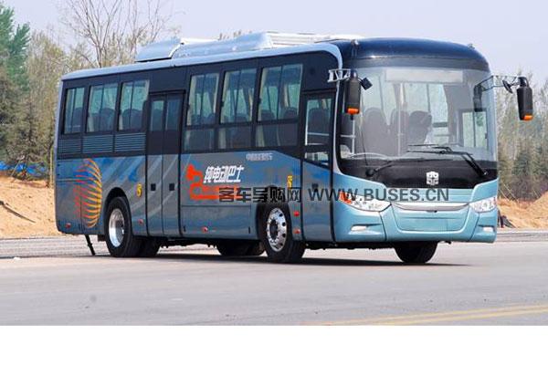 中通客车LCK6108EV公交车(纯电动10-55座)