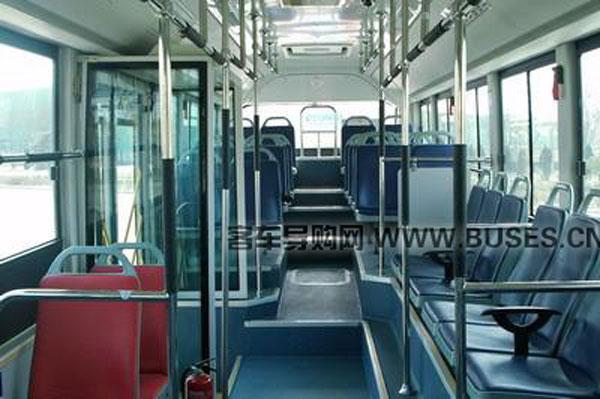 中通LCK6125HGC公交车