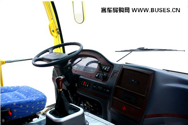 宇通客车GC23A观光车-操控台