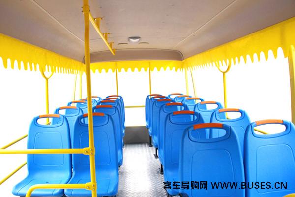 宇通客车GC23A观光车-座椅内饰