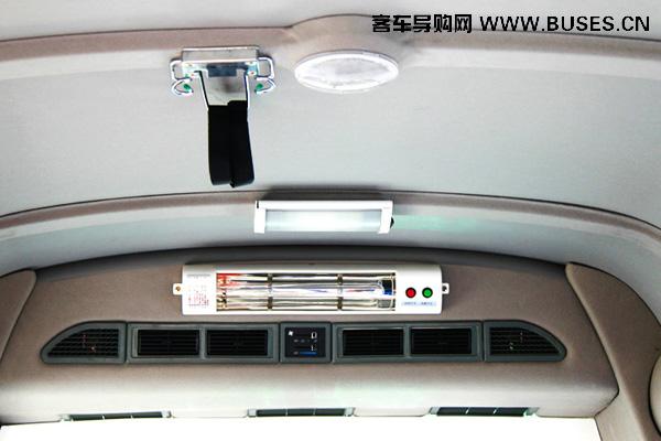 宇通ZK5032XJH1监护型救护车