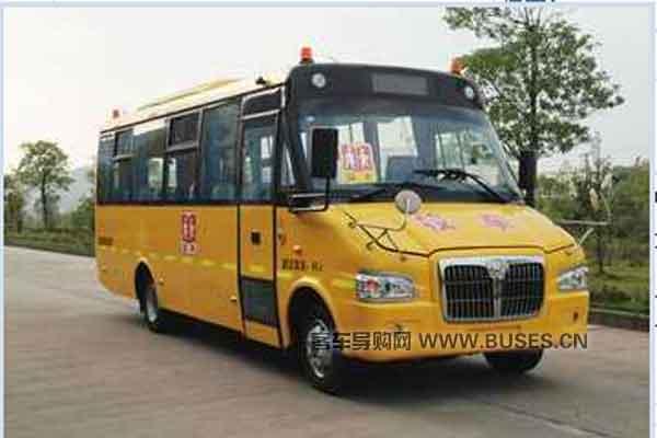 上饶SR6766DY幼儿专用校车