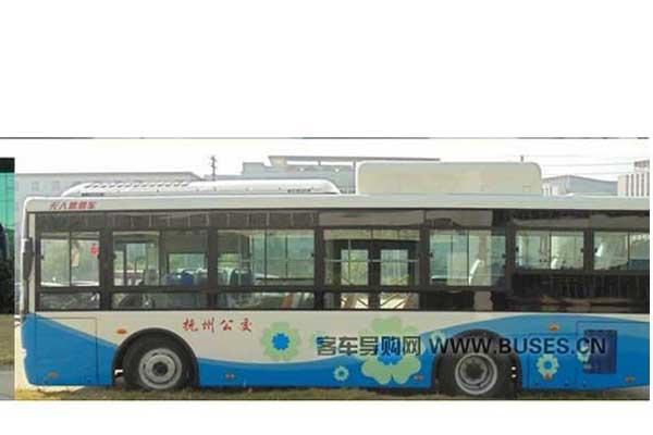 百路佳JXK6900BL4公交车