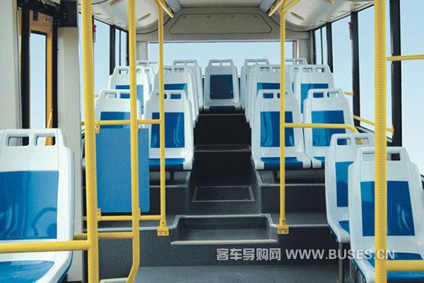 海格KLQ6850G公交车(柴油国四10-39座)