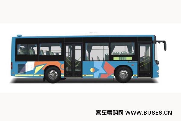 黄海客车DD6922S01 城市公交