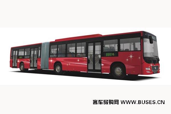 黄海DD6180S31F公交车